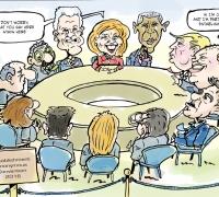 Cartoon: 16 November 2016