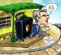 Cartoon: 9 November 2016