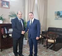 Owen Bonnici and AG Peter Grech meet Di Pietro behind closed doors