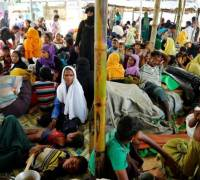 UN suspends food aid to refugees in Myanmar