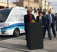 [WATCH] Las Vegas: self-driving shuttle bus crashes two hours after launch