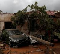 Greece: flash floods kill at least 10 in Athens