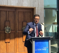 Adrian Delia turned down 2013, 2017 election candidature