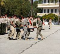 [WATCH] Malta's army receives 88 new soldiers