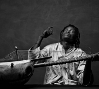 Sounds of the kora introduced to Ghanafest | Jali Diabate