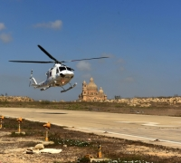 [WATCH] Gozo hospital concessionaire launches air ambulance service