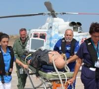 Training underway for Gozo medics running new air ambulance service