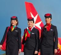 Air Malta assists Hospice Malta