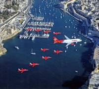 Lack of ministerial cooperation blamed for Malta airshow cancellation