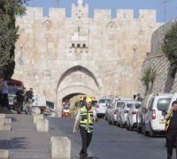 Several casualties in shooting near Jerusalem holy site