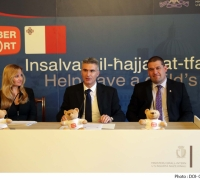 Facebook users in Malta to be alerted of abducted children