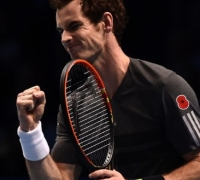Murray safely into second round of the Australian Open
