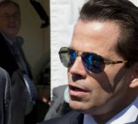Trump fires Anthony Scaramucci after just 10 days