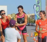 Keith Galea and Danica Bonello Spiteri confirmed as National Aquathlon Champions