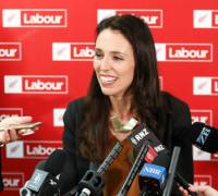 New Zealand crowns youngest female leader ever