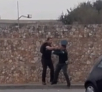 Warden brutally assaulted businessman who filmed him playing dirty