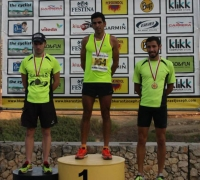 Bruno Lima snatches first place in race two of the Birkirkara St. Joseph 5K Road Running Series 2015