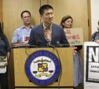 US judge rejects Hawaii's bid to exempt grandparents from Trump travel ban