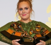 [WATCH] Adele wins big at The Grammy Awards