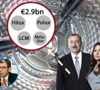 Azerbaijani Laundromat includes two Malta firms