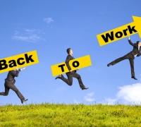 Back to work | Calamatta Cuschieri