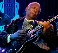 Blues legend B.B. King dies, aged 89