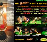 The Twistees Blackball Tournament