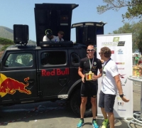Borg shows consistency to win the Mondello Cup Sprint Triathlon