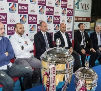 BOV Basketball First Division Play-off Final
