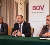 BOV Malta Tennis Men's Masters 2014 underway