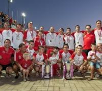 Neptunes Grimaldi are the BOV Water Polo Premier League Champions for 2014