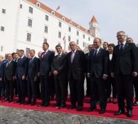 EU leaders meet in Bratislava for 'sober and brutally honest assessment'