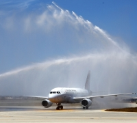 Brussels Airlines inaugurates first flight to Malta