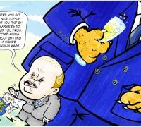 Cartoon: 23 October 2016