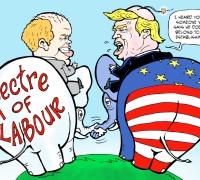 Cartoon: 13 November 2016