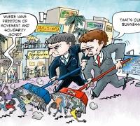 Cartoon: 20 November 2016