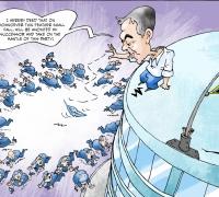 Cartoon: 25 June 2017