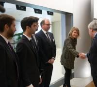 [WATCH] Tajani leads Caruana Galizia memorial in European Parliament