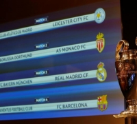Champions League draw - Bayern's Ancelotti gets Real reunion, Juve meet Barca