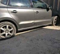 Car belonging to PN candidate has tyres slashed, mudguard scratched