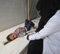 'Save the Children' sounds Yemen health alarm
