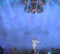 [WATCH] Claudia Faniello gives first Eurovision dress rehearsal