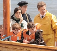Colin Firth's latest film begins shooting in Malta