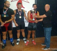 Cottonera HPC dominate local weightlifting competition