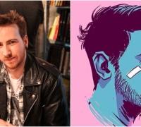 A comic book bromance