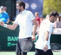 Croatia beat U.S. in stunning Davis Cup comeback