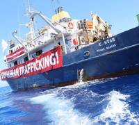 NGOs praise decision to turn away C-Star anti-migrant ship