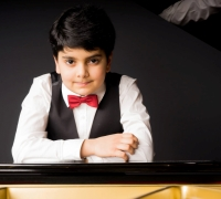 Piano prodigy Dmitry Ishkhanov, 12, to close musical season at Roman-themed gala concert