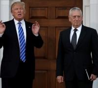 Mattis halts Trump ban on transgender troops
