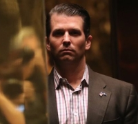From Russia with 'love it': Donald Trump Jr posts emails offering material on Clinton